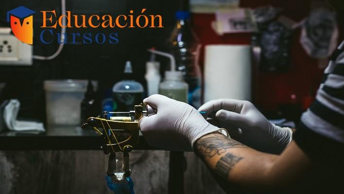 1er curso de tatuador profesional